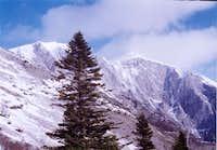 Solunska Glava peak - April,...