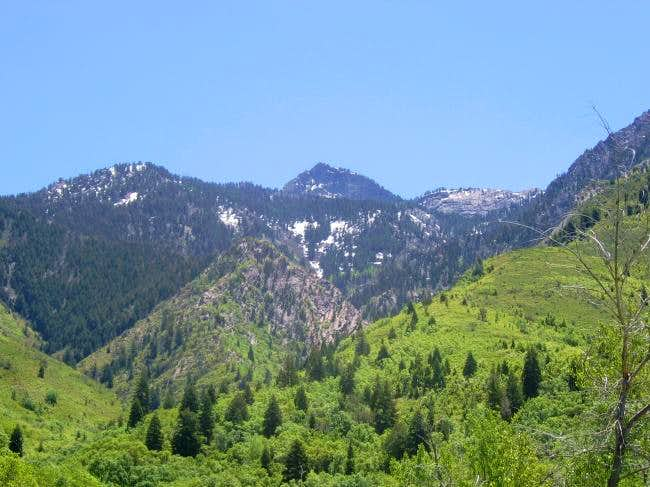 Triangle Peak