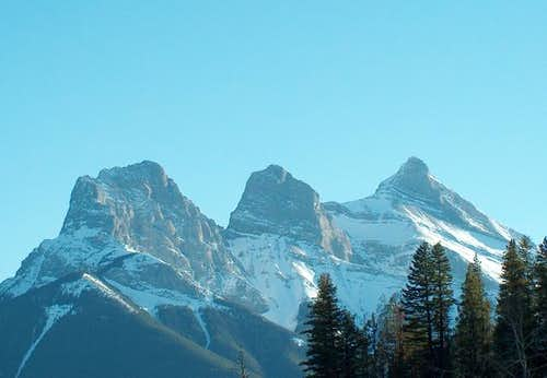 Three Sisters from Lady...