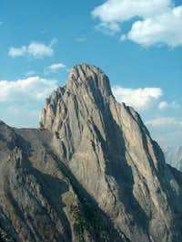 Mount Louis from Mount Edith,...