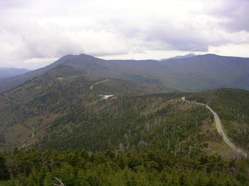 BRP from the Summit