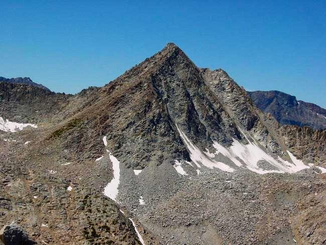 Mt. Johnson viewed from Hurd...