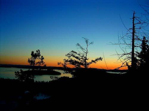 Sunset @ Erie