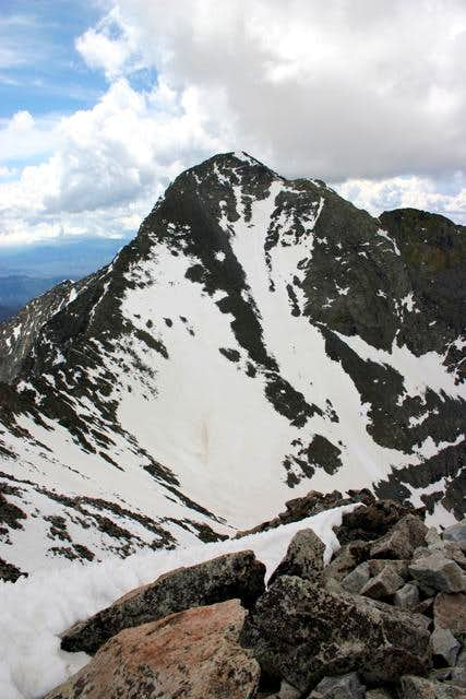 Blanca Peak West Face,...