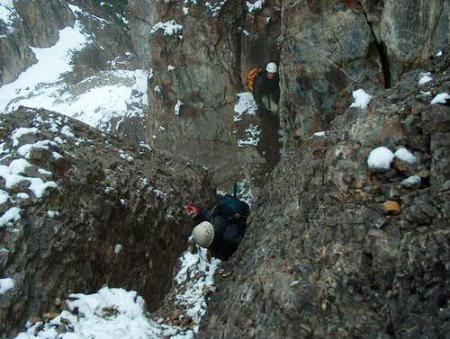 Navigating the North Peak of...