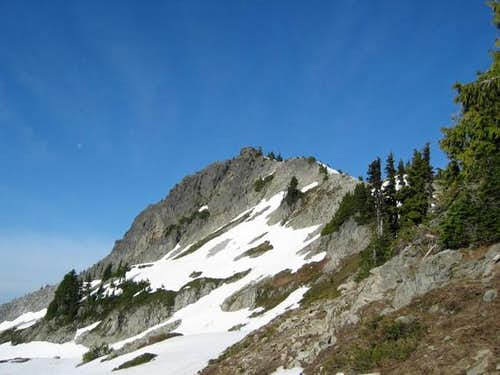 View of Plummer Peak from...