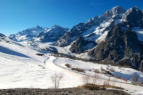 Grand glacier de Miage