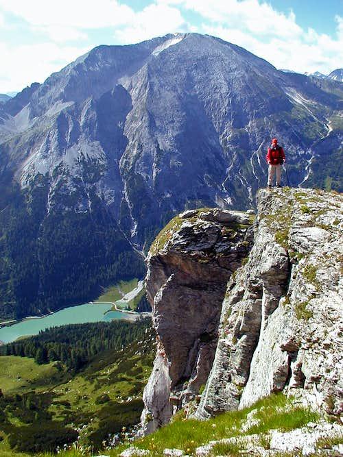 Mosermandl - south ridge