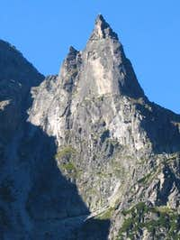 Mnich - the famous East Face....