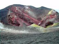Etna - a creater near (southward)...