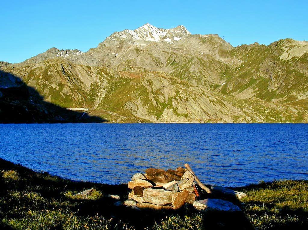Cristallina from Lago del...
