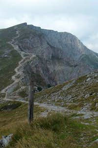 Wall of the Predigstuhl from...