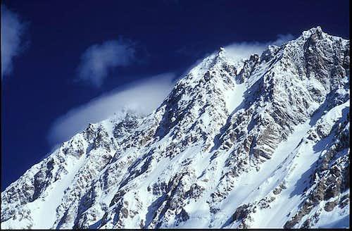 The upper half of the Shisha...