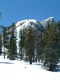 View of Half Dome from Half...