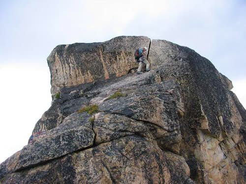 South Buttress