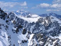 north ridge of north arapaho...