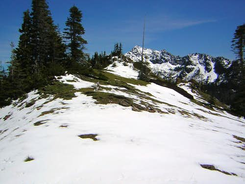 Wagonwheel Lake/Cub Peak Trail