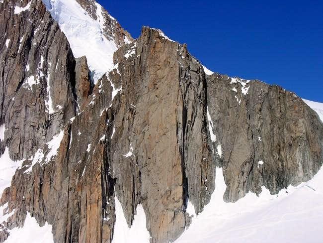 Pointe Lachenal (3613 m.),...