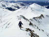 Schniebs ridge. First...