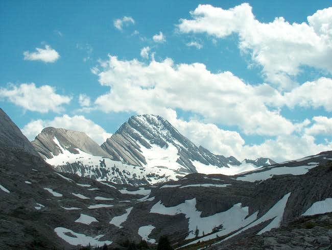 Mount Sir Douglas