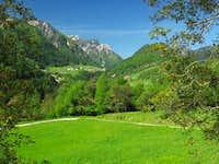 Springtime in Val Pontebbana
