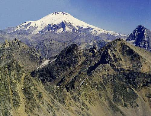 Elbrus from the West. Only...