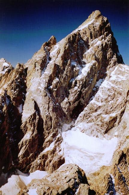 North face of the Grand from...