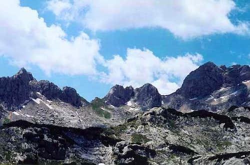 Minin Bogaz (2387 m) needle...