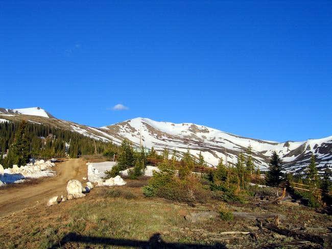 Peak 9 from Breckenridge Ski...