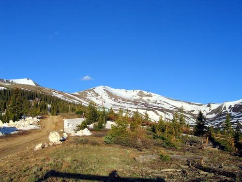 Peak 9 from Breckenridge Ski...