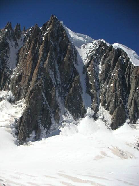 The Gervasutti Couloir as...