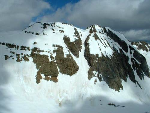 6/9/05: Conundrum Peak, with...