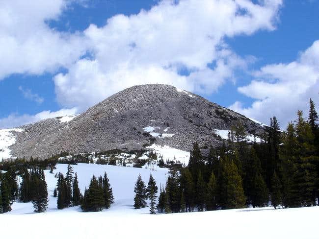 Sugarloaf Mountain, near...