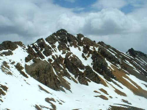 6/9/05: Malemute Peak, as...
