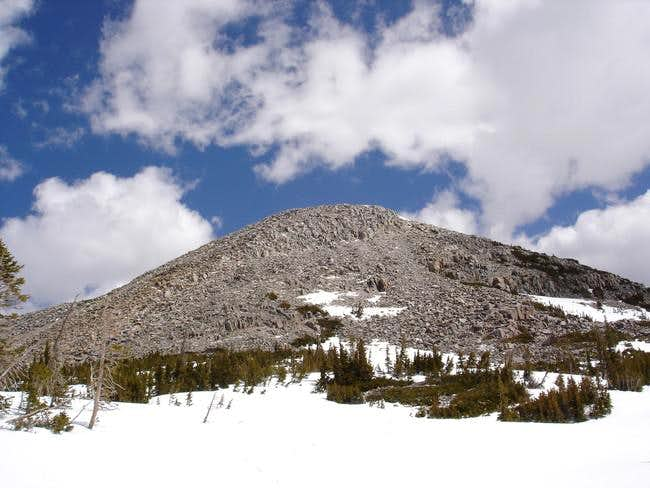 Sugarloaf Mountain, from the...