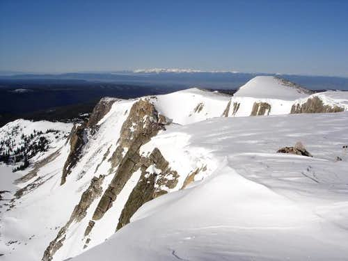 From the summit of