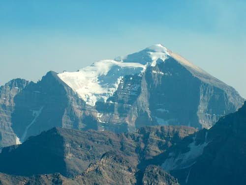 Mt. Temple's North Face from...