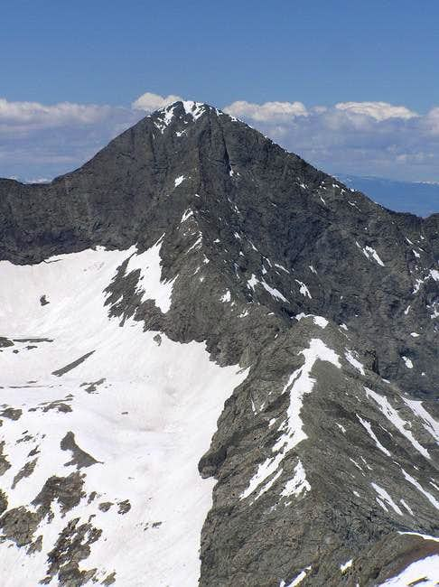 11 Jun 2005 - Blanca Peak and...