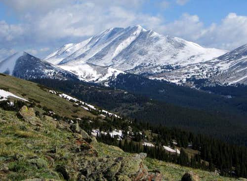 Bald Mountain viewed from...