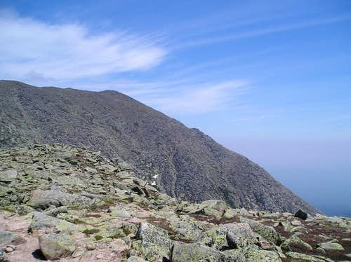 South Peak view from Tableland