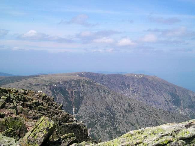 Hamlin Peak and the Saddle