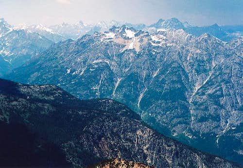 McGregor Mountain , Black...
