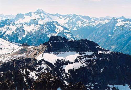 White Goat Mountain...