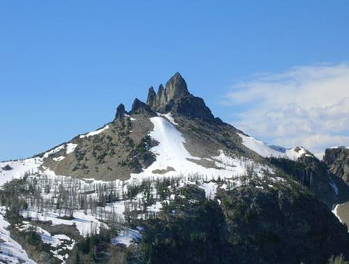 White Goat Mountain (7,800+...