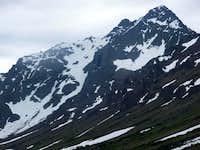 Ptarmigan Peak and the North...