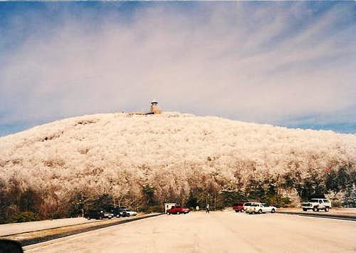 January 1994 - View of Summit...