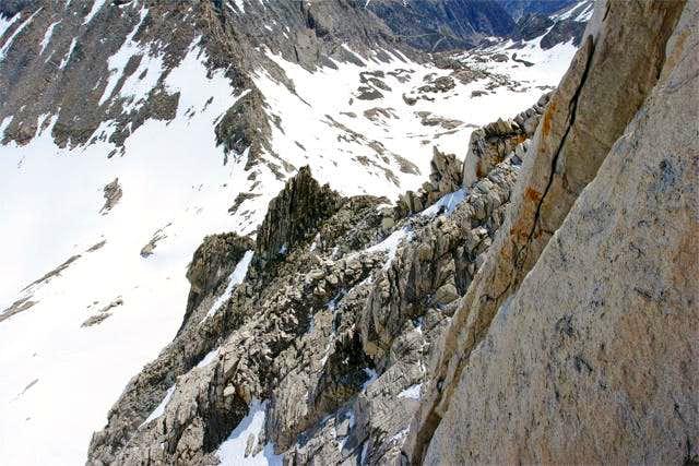 The NE Ridge of BCS from...