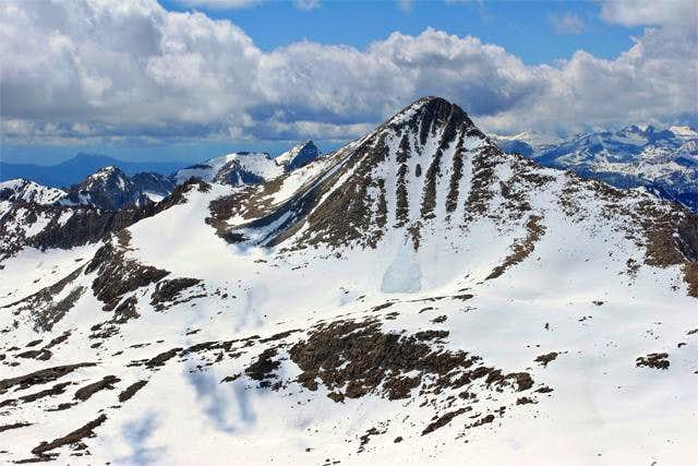 Mt. Gabb from the summit of...