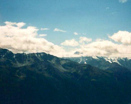 Summit view Köpflplatte / La...