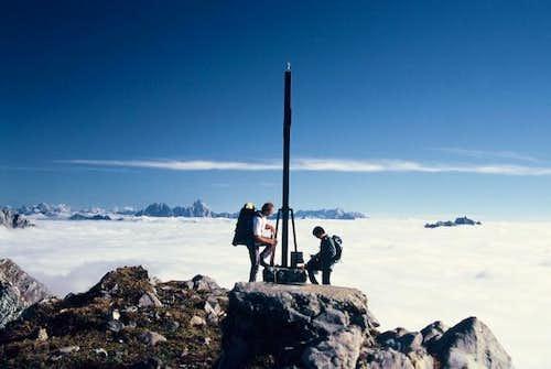 Mt Zermula and west Julian...